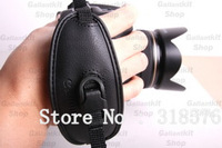 Free Shipping Camera/Camcorder hand grip/strap E2 For C 550D 600D 7D 5DII
