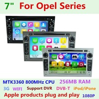 Car DVD GPS Navigation player for Opel Vectra b with Digital TV CANBUS 3G WiFi Bluetooth Radio USB IPOD Touch Screen system