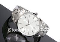Free shipping+ wholesale! men watch AR2415 fashion fine stainless steel Quartz movement.