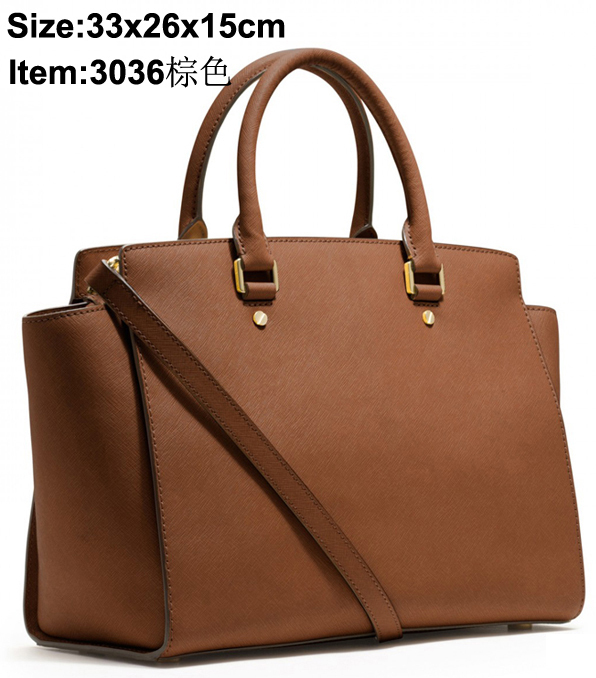 PROMOTION New Fashion Famous Designers Brand Michaeled handbags women bags PU LEATHER BAGS/shoulder totes bags 3036#(China (Mainland))