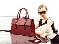women's genuine leather handbag women's bags 2014 cowhide one shoulder handbag messenger bag