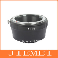 AI-FX lens adapter for Nikon F AI Mount Lens to Fujifilm X-Pro1 X-E1 adapter ring