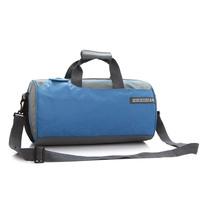Newly Nylon Material barrel shape men and women handbags messenger travel bags 4 colors Z57