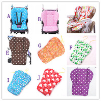 Updated Version Newest Design Cotton Baby Stroller Seat Cushion,Many Quantities in Stock,Infant Stroller Pram Seat Cushion Sale