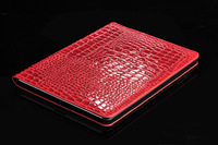 Fasion Solid PU Snakeskin case for iPad 2 3 4