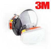 3m6200 6009 mercury steam chlorine dust mask masks
