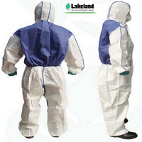 Amnc428e cool anti dust antistatic liquid protective clothing chemical protective clothing