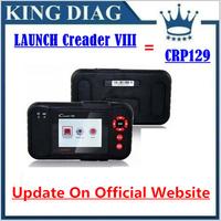 100% Original Launch Creader 129 Launch Creader VIII = CRP129 = CRP123 and CResetter Oil Lamp Reset tool