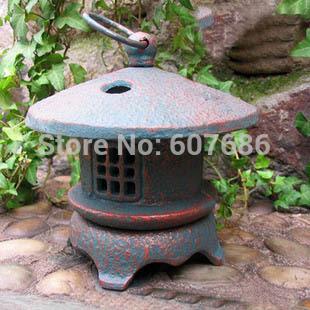 Vintage Rustic Iron Metal Hanging Garden Lantern Home Decor Hang Tea Light Candle Holder Outdoor Yard Antique Gift New Free Ship(China (Mainland))