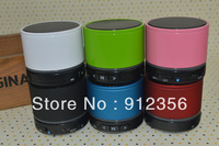 selling 20pcs Wireless Bluetooth S11 Mini speaker Outdoor stereo HiFi speakers TF card MP3 player for iPhone iPad Samsung