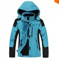 Hot sales! Free shipping 2013 Spring Autumn Winter New Fashion Women's Sports Coat Outdoor Waterproof Climbing Clothes Jacket