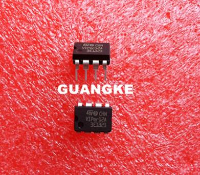 Фото Электронные компоненты ST 100 VIPER12A dip/8 VIPER12