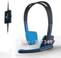 Computer Headphones, Big Headphones, Gaming Headset, Microphone Fashion Earphones