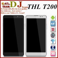 "Original THL T200c T200 Octa Core mtk6592 1.7GHZ android 4.2 6.0 "" 1920 x 1080 screen Phone 2GB 32GB 13.0MP 3G wifi WCDMA"