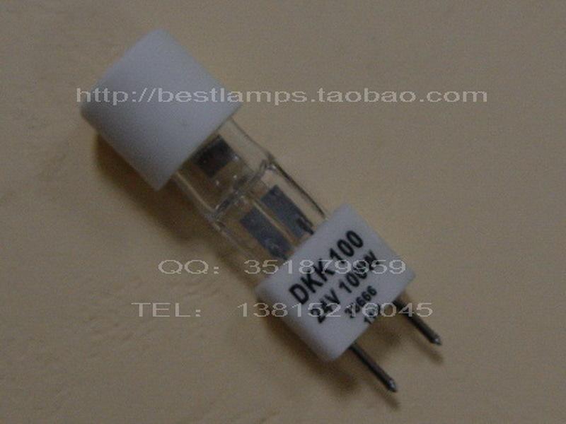 Галогенная лампа Donar 24v 100w skytron dkk ha60 h24100 02 галогенная лампа donar dn 38741 30 3v 200w ezl 02