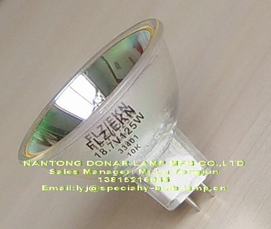 Галогенная лампа Flz ekn 18.7v 125w 02 бактерицидная лампа дрт 125 1 магазины