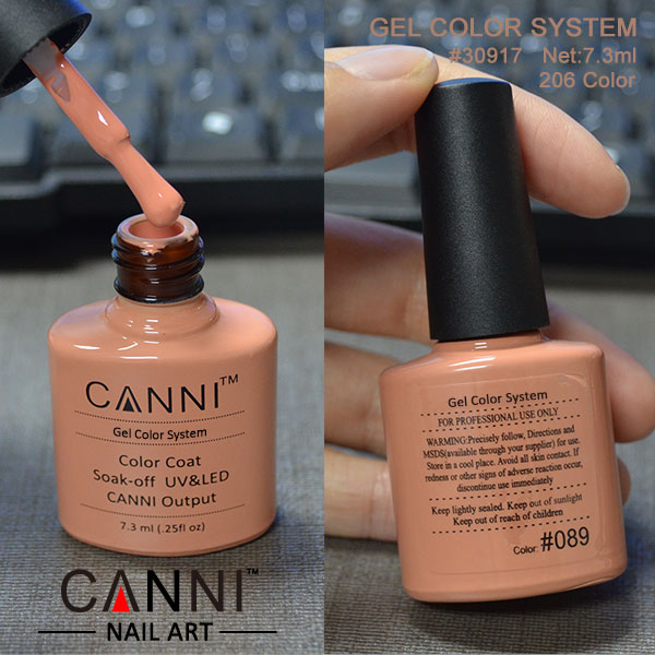 Best selling products nail liquid gel 0.25floz CANNI#30917-057(China (Mainland))