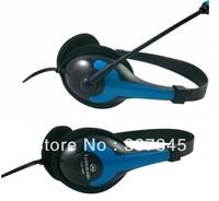 Computer Headphones, Big Headphones, Gaming Headset, Microphone Earphones