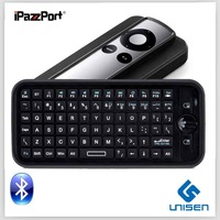 Free Shipping iPazzPort Bluetooth air mouse keyboard for laptop for smart TV  from factory