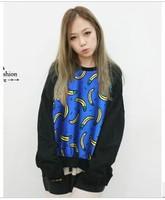 HP-10 Autumn Skateboard hip hop sweatshirt Casual sweatshirts Female Fleece Sportswear Punk fashion Casual hot sale
