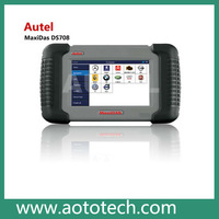 2014 Super Promotion Original Autel Maxidas ds708 car auto diagnostic tool update online With Wi-Fi --Celine