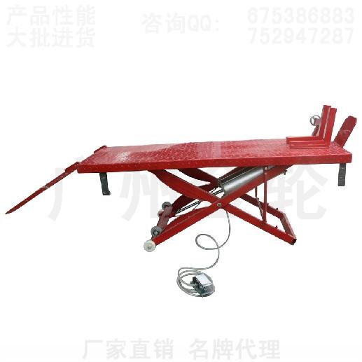 Motorcycle pneumatic lifting table 500 lifts motorcycle tool(China (Mainland))