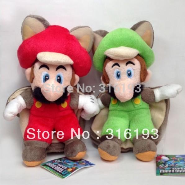 Squirrel Suit Mario u Flying Squirrel Mario Luigi