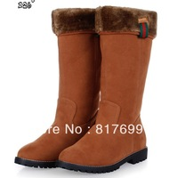 HOT winter newest designer flat snow boots,winter warm outdoor shoes for girls ,ladies