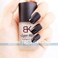 Free shipping! 2pcs/lot  15ml Supper Matte Dull Effect Changing Surface Oil Polish Nail Art New