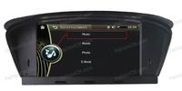 Auto parts car stereo radio+GPS Navigation headunit for BMW E60
