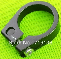 Alloy SeatPost Seat clamp for MTB Mountain Bike / Road Bike Bicycle - (dia - 36.6)
