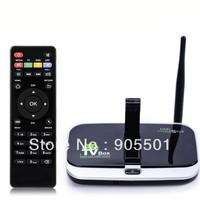 CS918S smart TV BOX Android 4.2.2 Set Top Box Quad Core A31 2GB/16GB XBMC Built in 5.0MP Camera WIFI Bluetooth