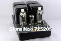 2 X 50W HIFI Tube Amplifier Dual Mono-block Integrated  Tube Rectifier Sound Field Control OTK6H1 & 6J4P Driving amplifier 813x2