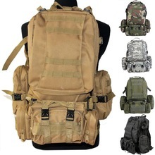 cheap molle backpack black