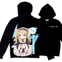 Free Sipping 2014NEW Style Boku wa Tomodachi ga Sukunai Portable  sweatshirt Cosplay Hoodie Costumes Anime peripheral HOT