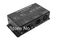 DMX signal distributor;1 channel DMX512 signal output;AC100-240V input