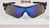 2 pcs ,Radar lock Path radarlock Men sunglasses / 5 pairs lens cycling glasses year gift sport sunglasses