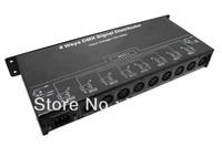 DMX signal distributor;6 channel DMX512 signal output;AC100-240V input