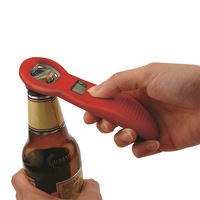 Beer Counting Beer Tracker Bottle Opener Counts your beers Beer Tally  for Red Color Plastic with Voice Free shipping DHL