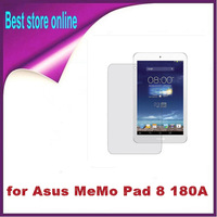 10 Pieces Free Shipping 8 inch LCD Screen Guard for Asus MeMo Pad 8 ME180A