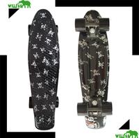 "Free shipping Black Friday  22"" Banana Penny skateboard mini Cruiser Skateboard with complete longboard skate board 1pcs"