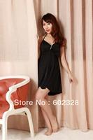 ** whole sale ** black braces skirt, sexy backless lingerie, high quality women sleepwear, 10pcs/lot, free shipping