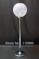4pcs /lots crystal wedding centerpiece free shipping