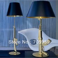 AC110V/220-230V  gnu AK47 aureate floor lamp sitting room bedroom floor lamps