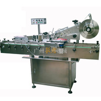automatic round labeling machine