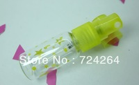 cosmetic mini refillable bottles 6ml  eau de toilette travel cosmetic packaging  perfume vial atomizer  50pcs/lot 080326A