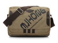 2015 NEW Designer Fashion Canvas Unisex Shoulder Bags Casual Sport Men Messenger Bags Cheap Women Cross Body Bags Free Shipping