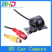New automobile Waterproof Night Vision Car Rear View Backup Camera Color 170 Angle PAL NTSC Reversing Parking