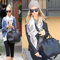 Hot selling Fashion star 2013  women's handbag antigona brief handbag motorcycle bag messenger bag  tote bags