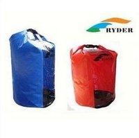30L Waterproof Bag Dry Bag  for Camping Fishing Hiking Canoe Rafting Pack Red